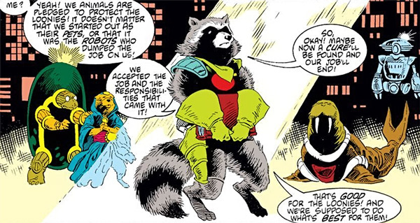Why Is Rocket Raccoon Dying Anyway? (Spoilers)
