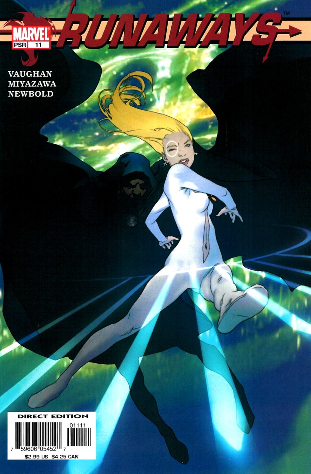 Speculator Corner: When Cloak & Dagger First Crossed Over With The Runaways...
