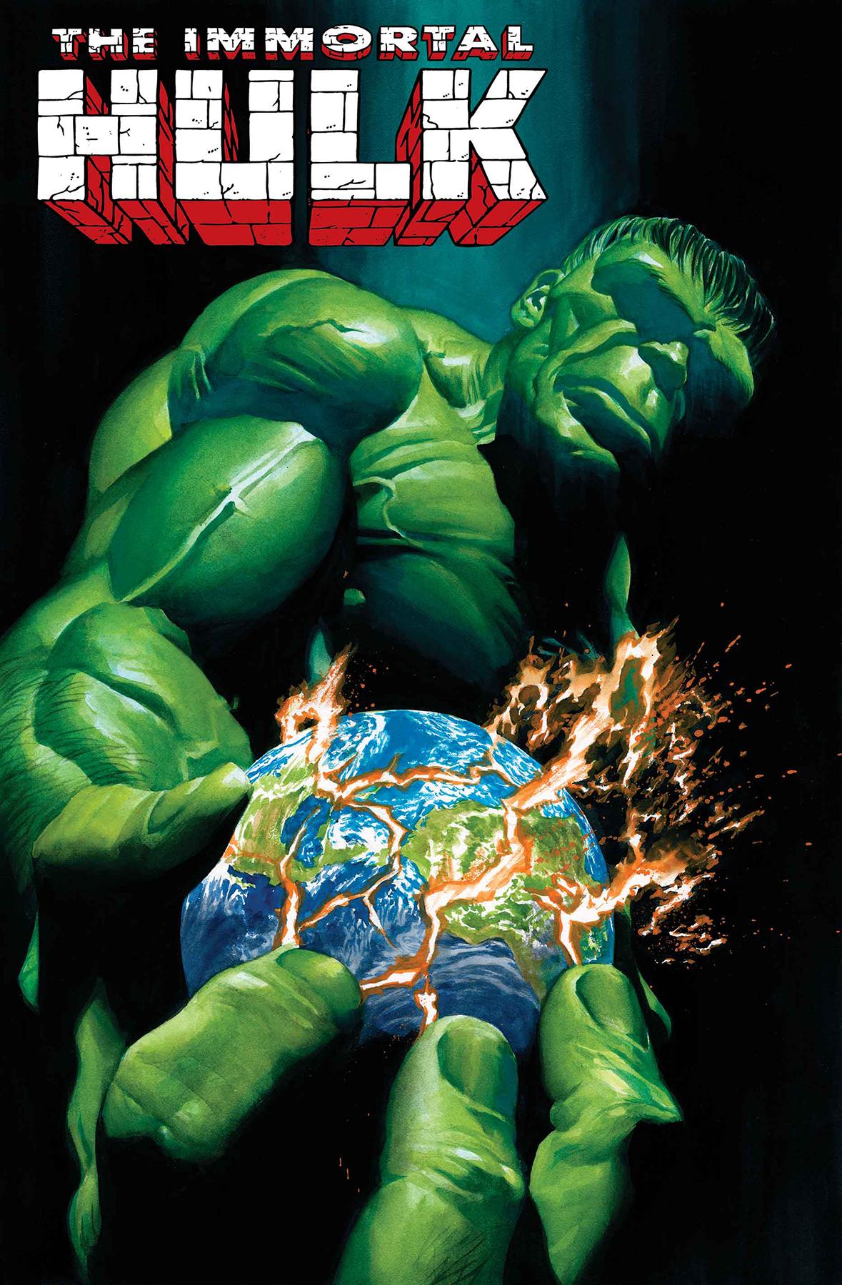 Immortal Hulk Becomes a James Bond Villain in November