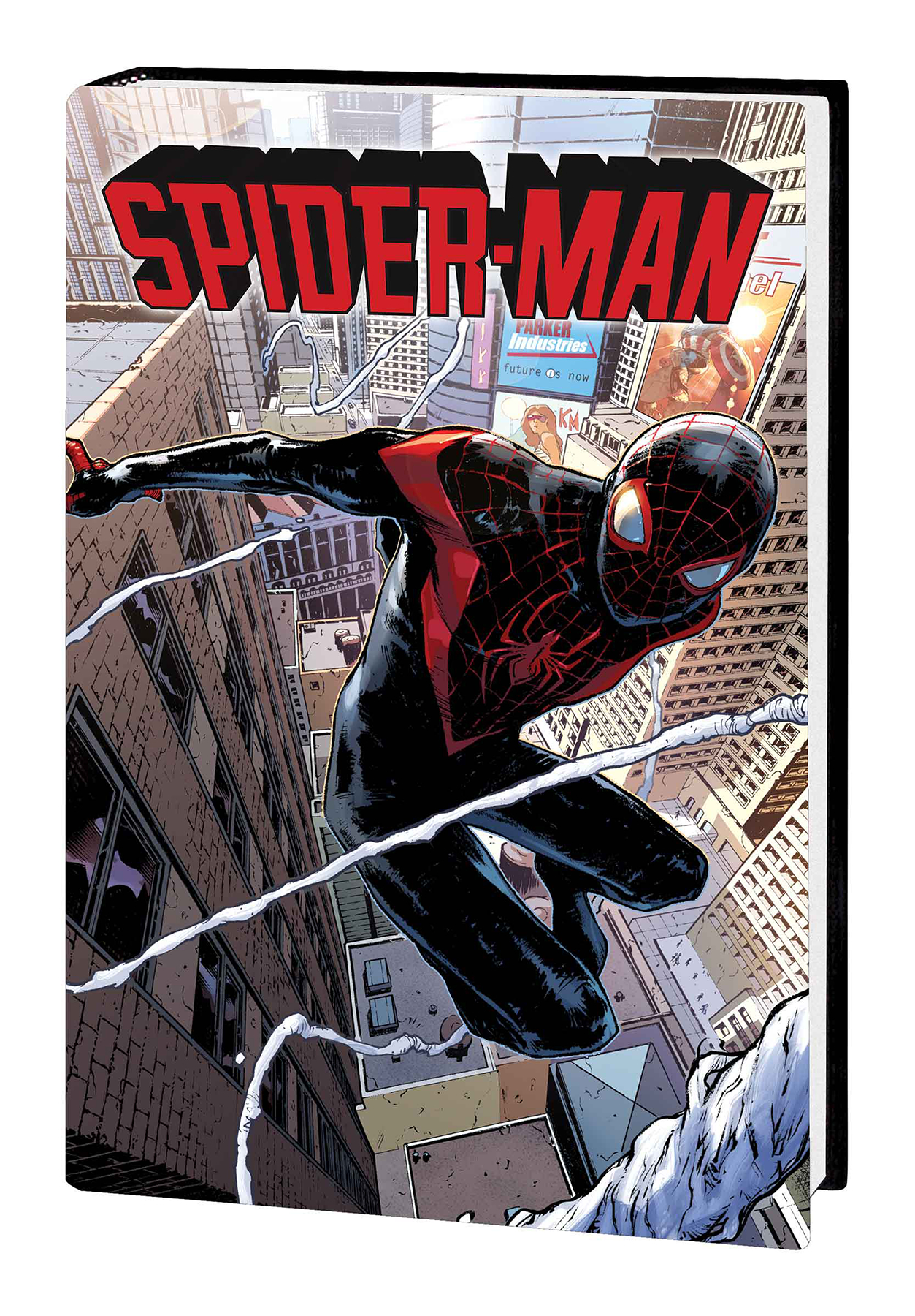 Spider-Man: Miles Morales Omnibus Increases in Page Count and Price