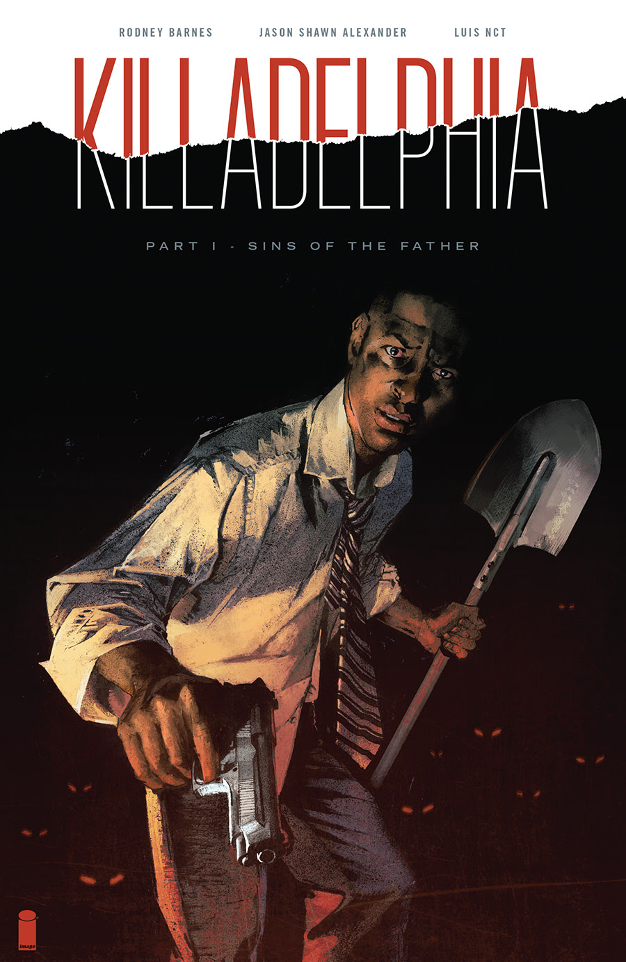 "Chris Rock Calls Jason Shawn Alexander Killadelphia ""the Best Graphic Novel I've Ever Read"", Jordan Peele Calls it ""a Classic"""