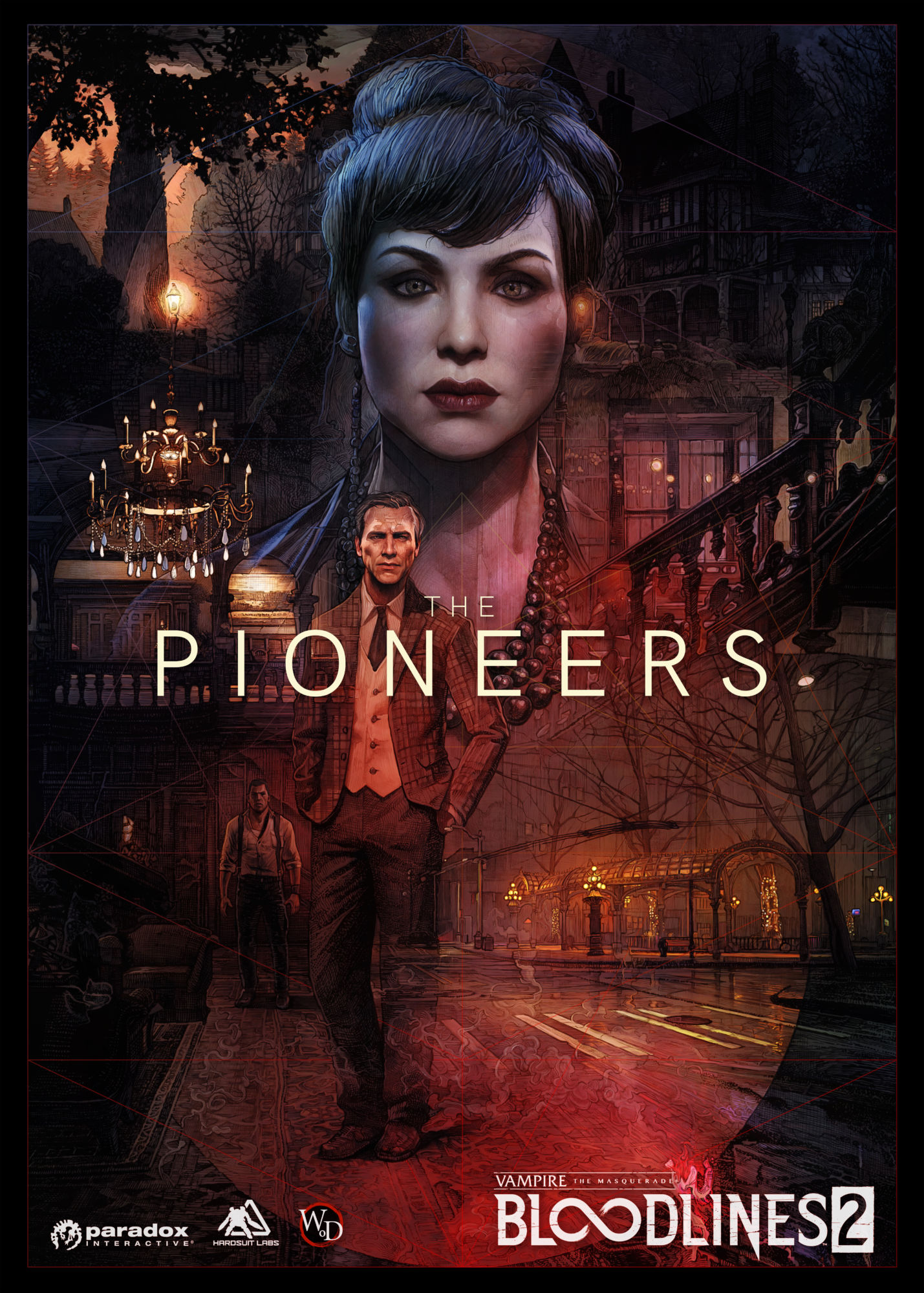 Vampire: The Masquerade - Bloodlines 2: The Pioneers
