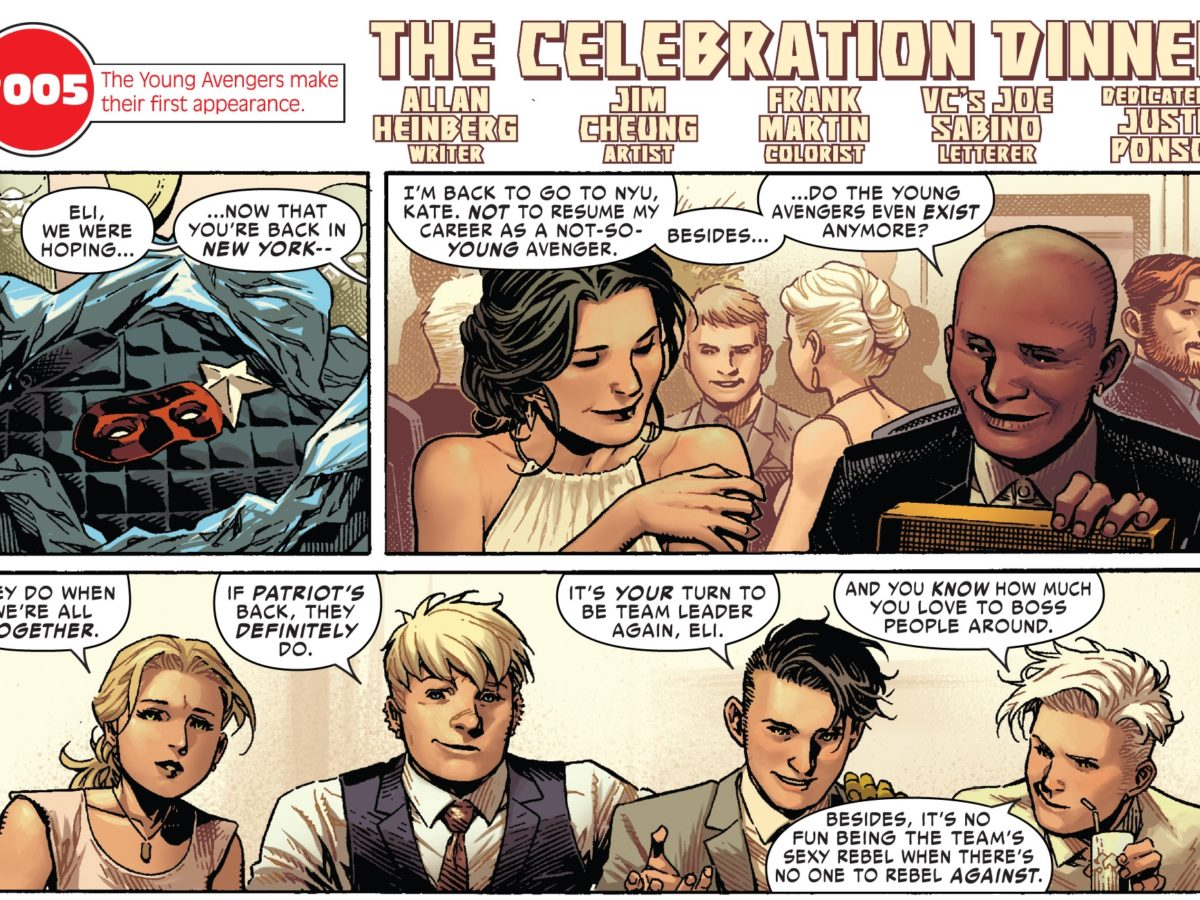 Does Marvel Comics #1000 Suggest a Wedding of Wiccan and Hulkling? (Spoilers)