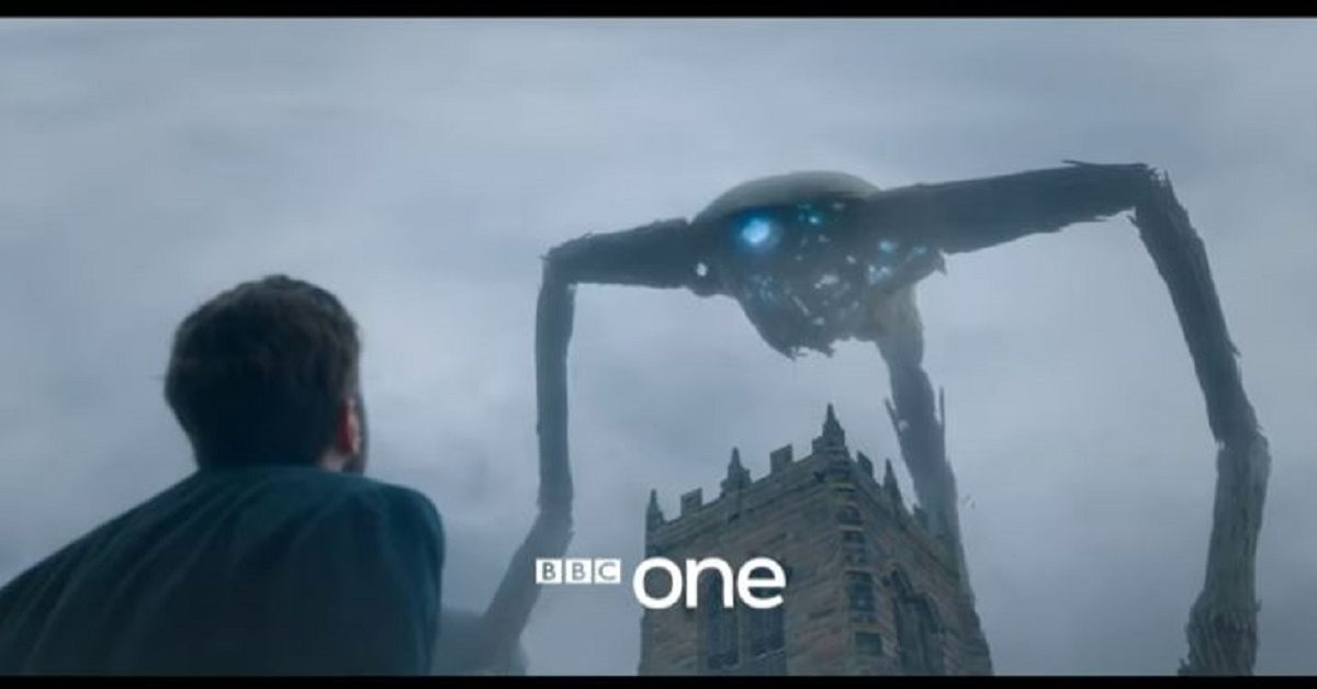 """""""The War of the Worlds"""": BBC Unleashes First Official Trailer for Limited Series Adapt [PREVIEW]"""