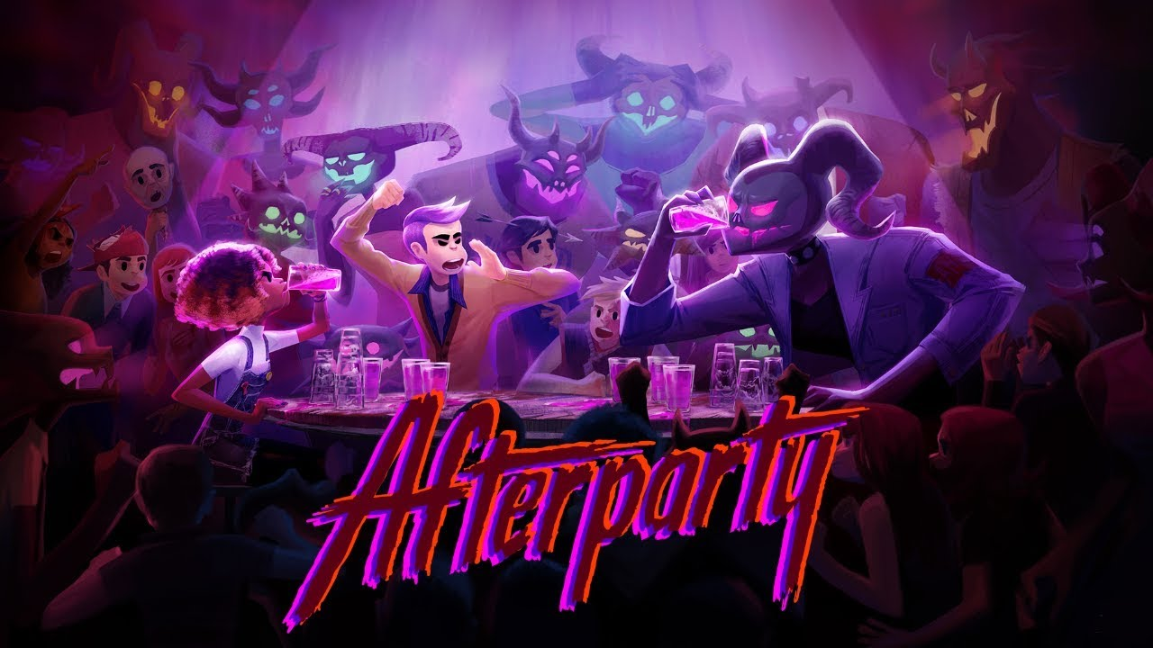"""Afterparty"" Receives An Official Launch Trailer For PS4"