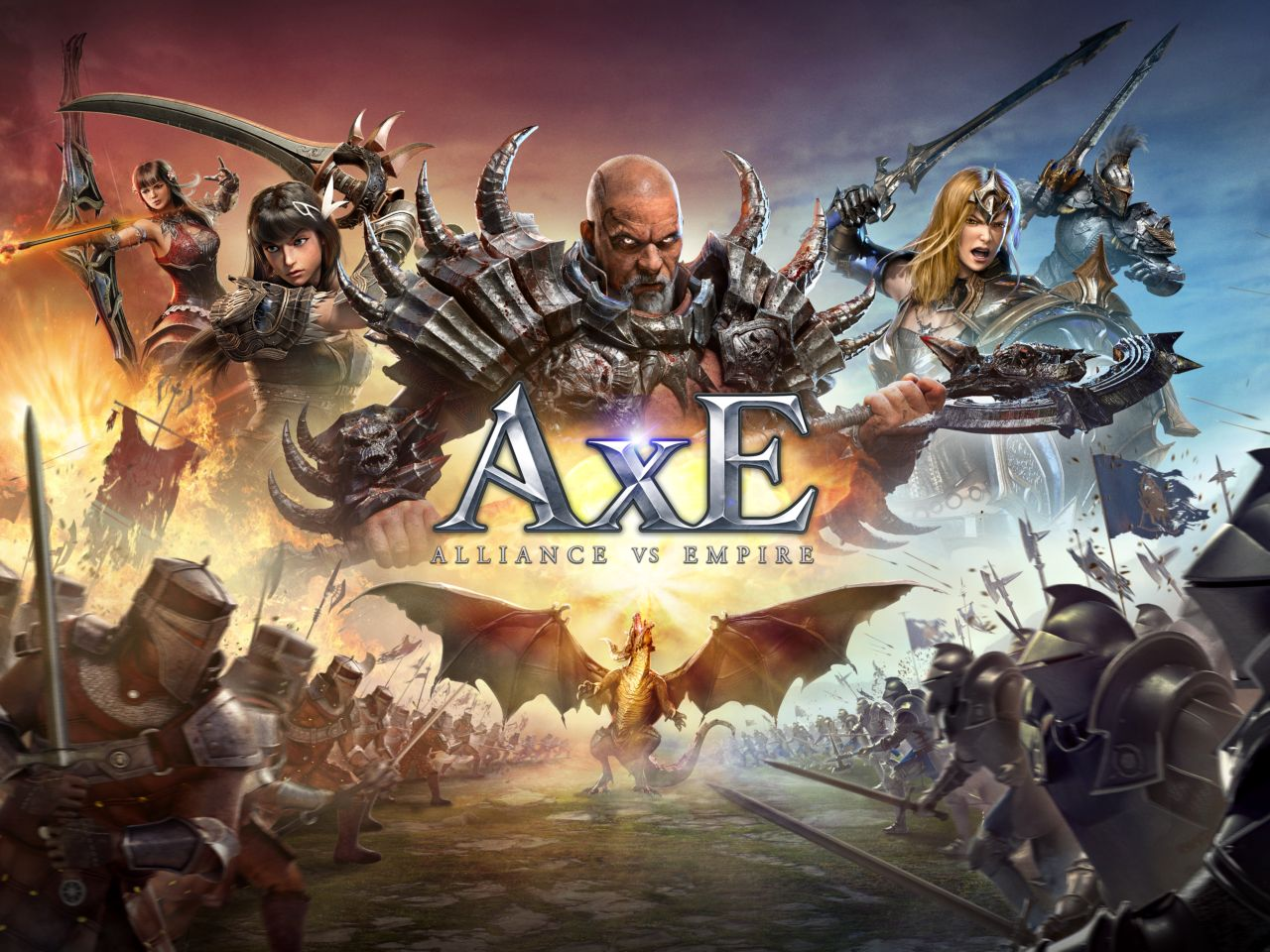 """AxE: Alliance Vs Empire"" Receives A Massive Content Update"