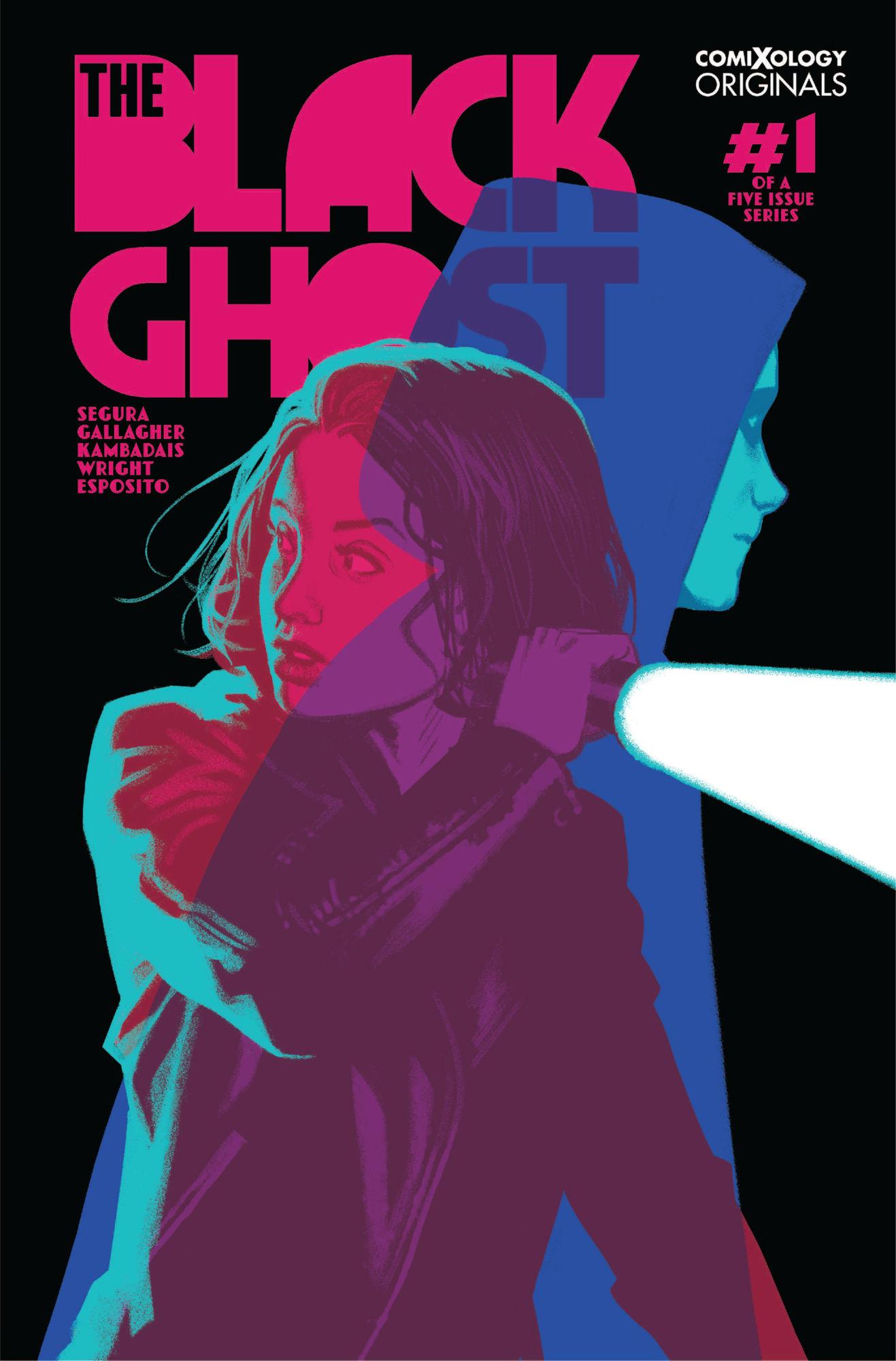 Vigilante Socialism and Investigative Journalism in ComiXology Original Black Ghost #1 [Preview]