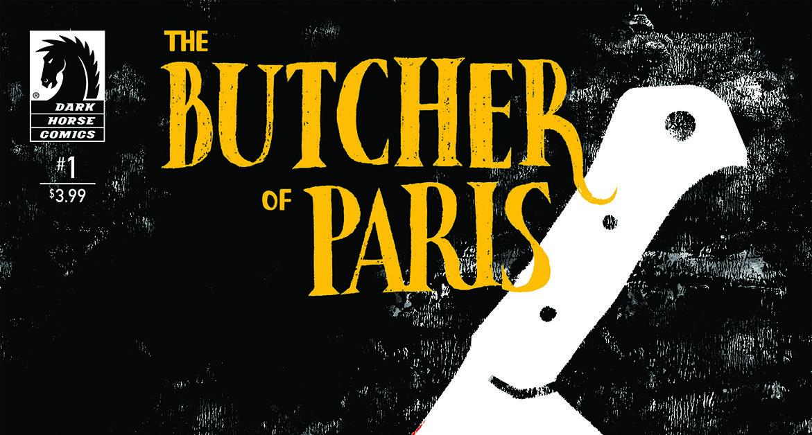 Dark Horse December 2019 Solicitations, Aliens Vs Predator Vs the Butcher of Paris