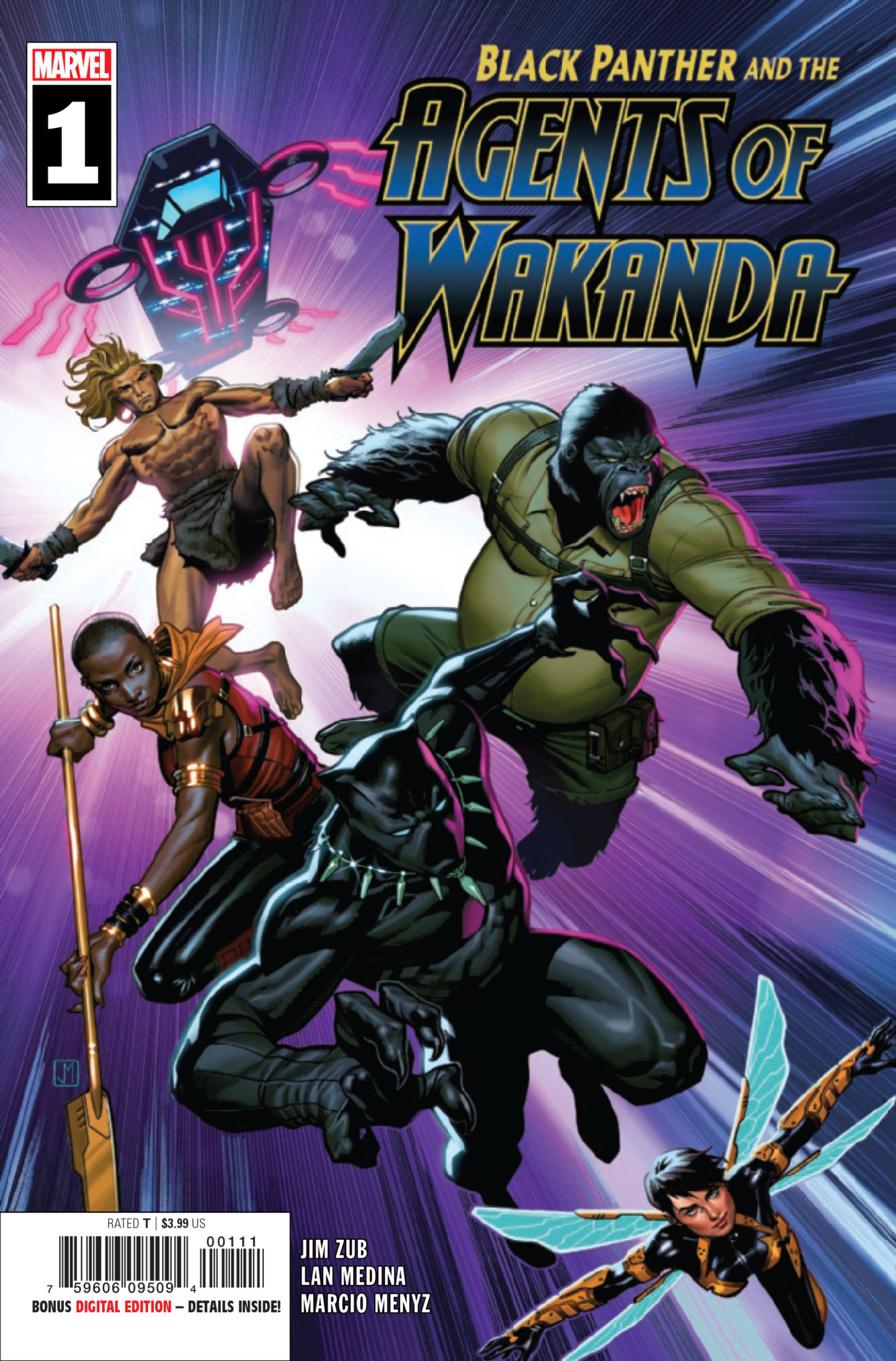 Small Town America Under Siege in Black Panther and the Agents of Wakanda #1 [Preview]