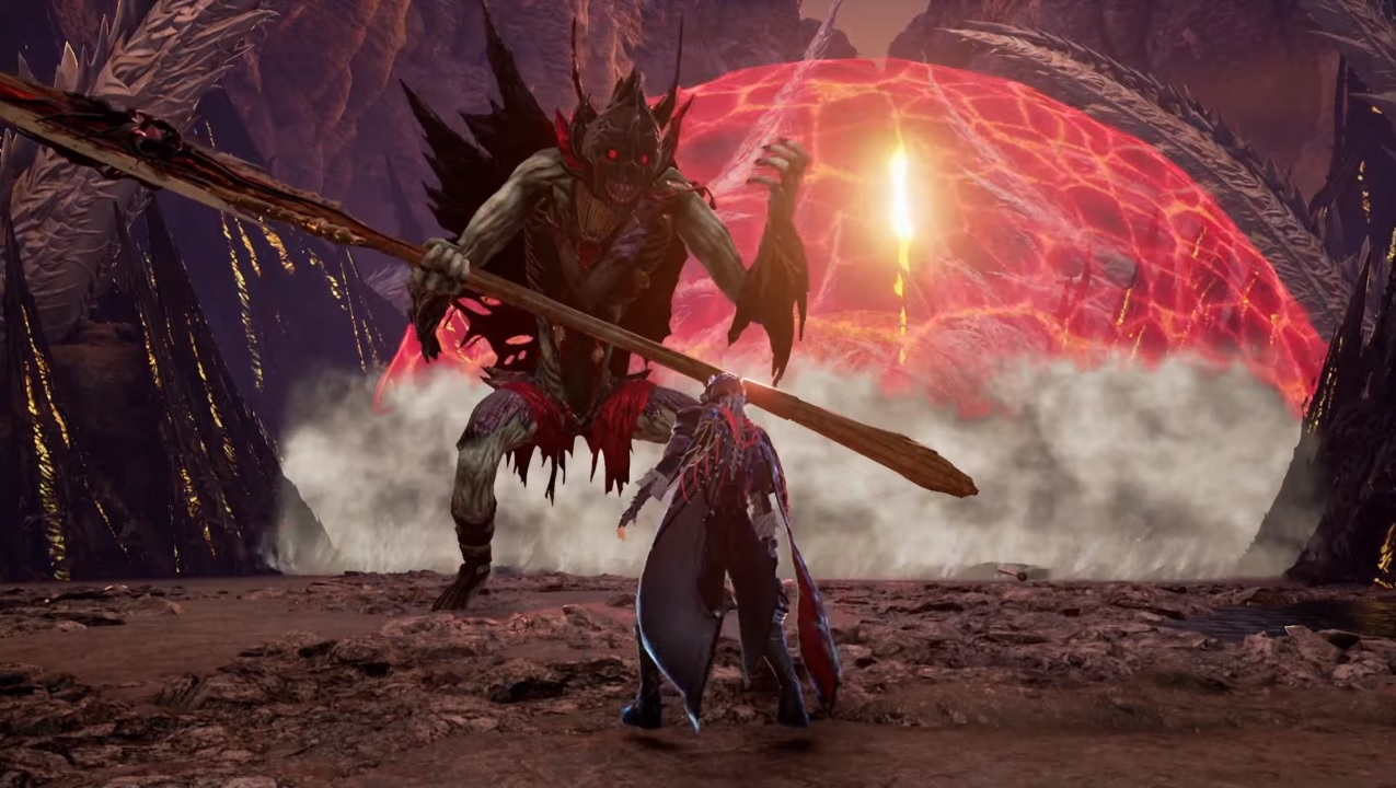 """Code Vein"" Receives A New Trailer Showing Off A New Boss"