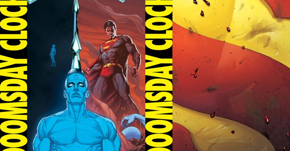DC Comics' Full Solicitations for December 2019 – Including Doomsday Clock #12
