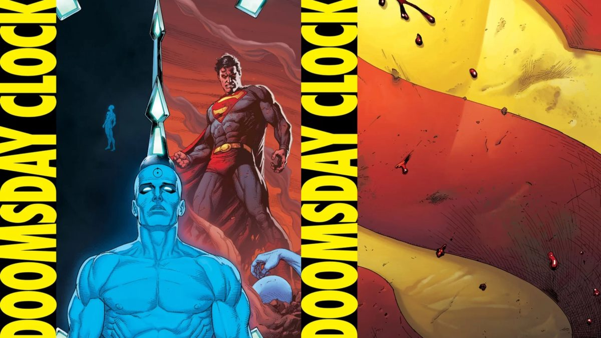 Doomsday Clock 12 Will Be Out Before The End Of The Year Just