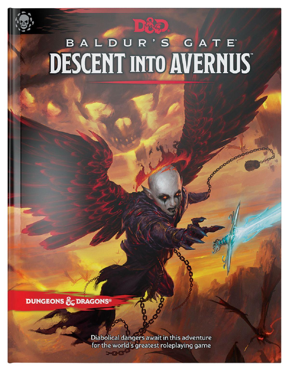 Review: Dungeons & Dragons – Baldur's Gate: Descent Into Avernus