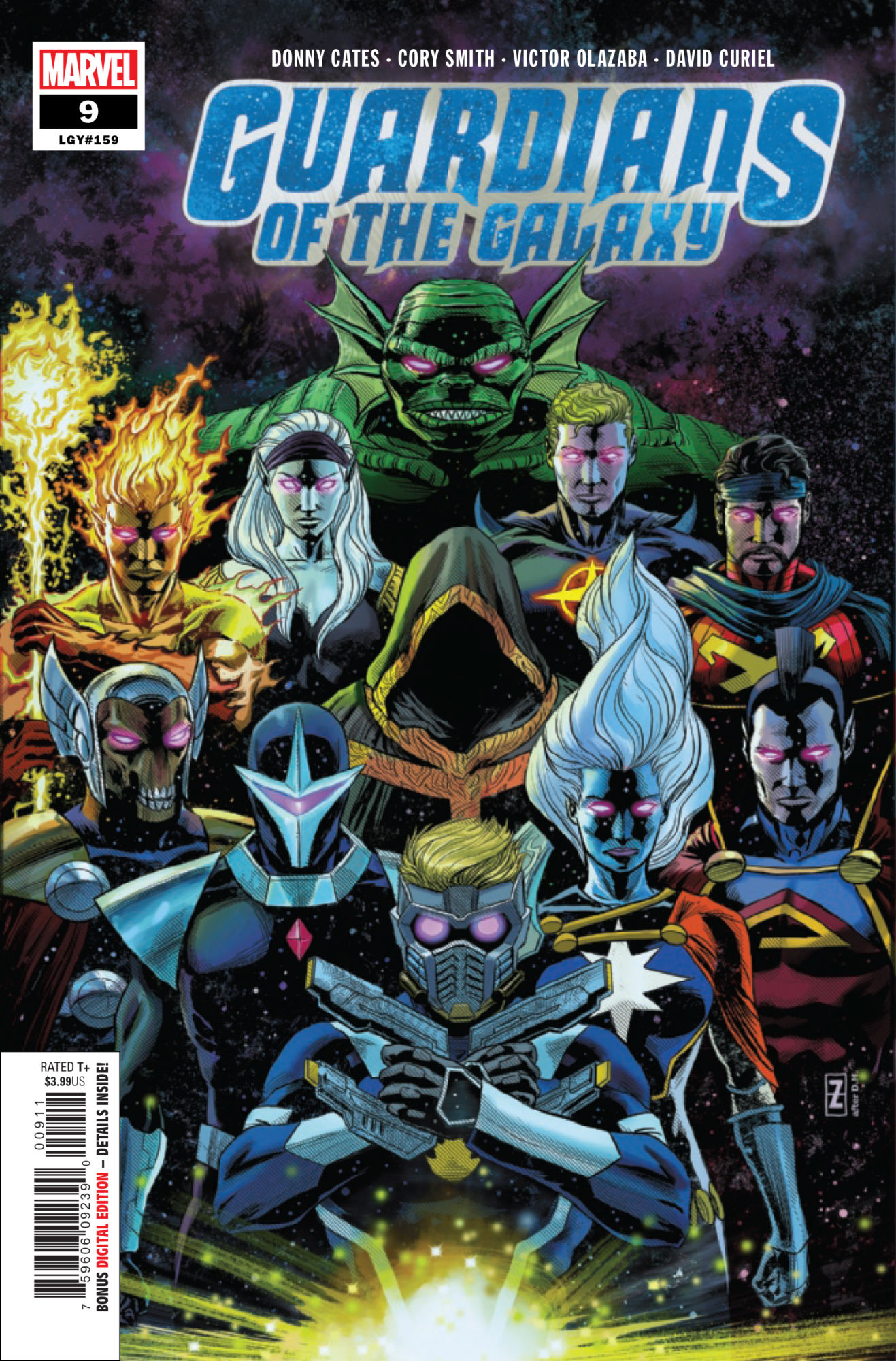The Death of the Marvel Universe in This Guardians of the Galaxy #9 Preview