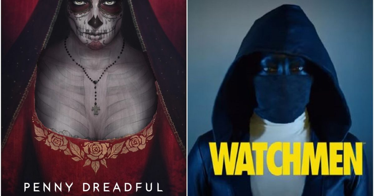 """""""Penny Dreadful,"""" """"Watchmen"""" & More: Our Thoughts on Showtime & HBO 2019-2020 [OPINION]"""