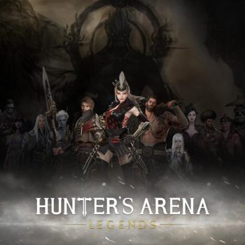 Giveaway: 200 Codes For Hunters Arena: Legends Closed Beta