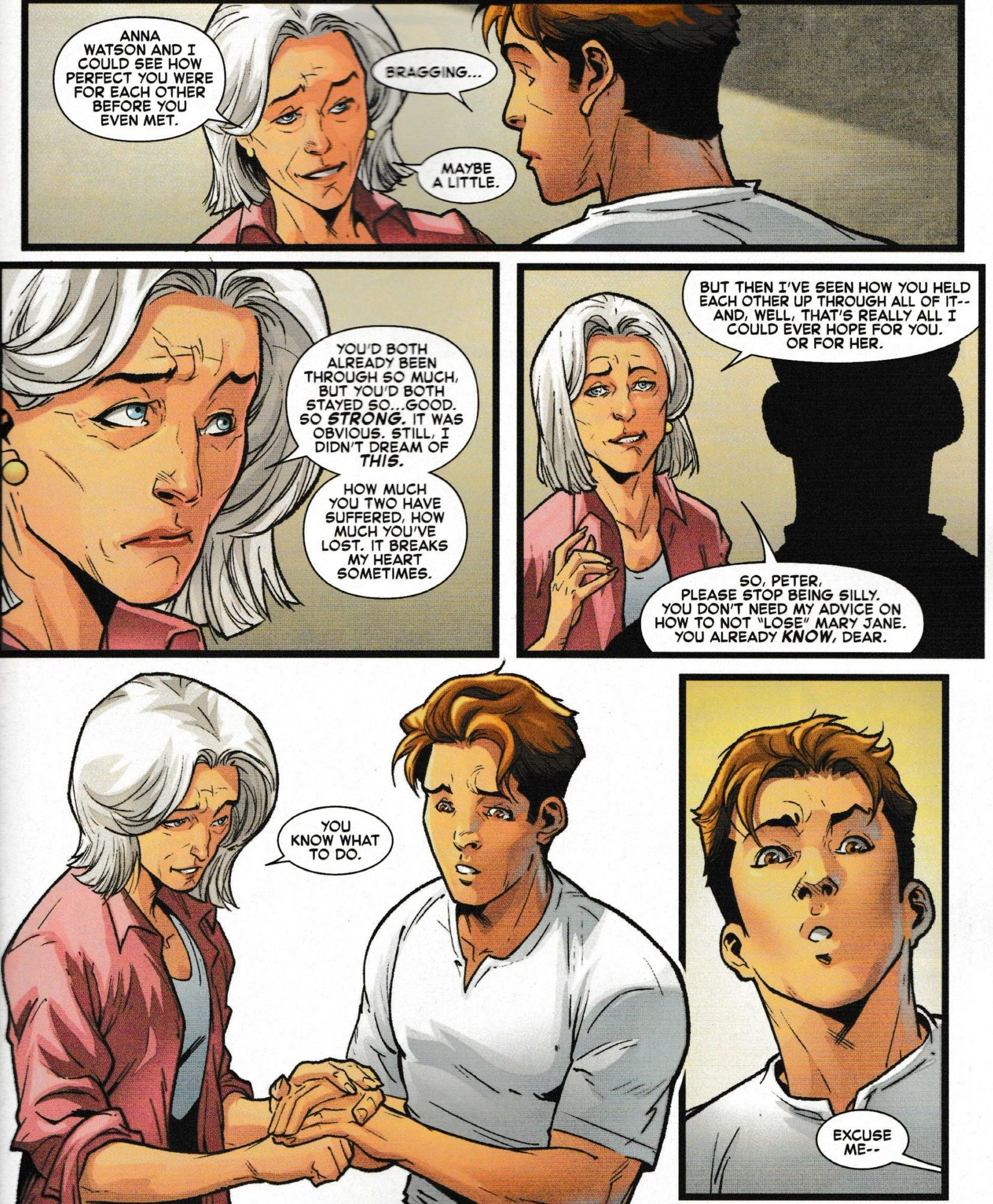A Return to One More Day in Amazing Spider-Man #29 (Spoilers)