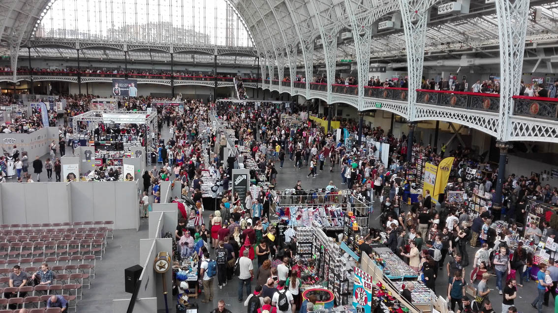 San Diego Summer Pops 2020.London Film Comic Con On The Same Weekend As San Diego