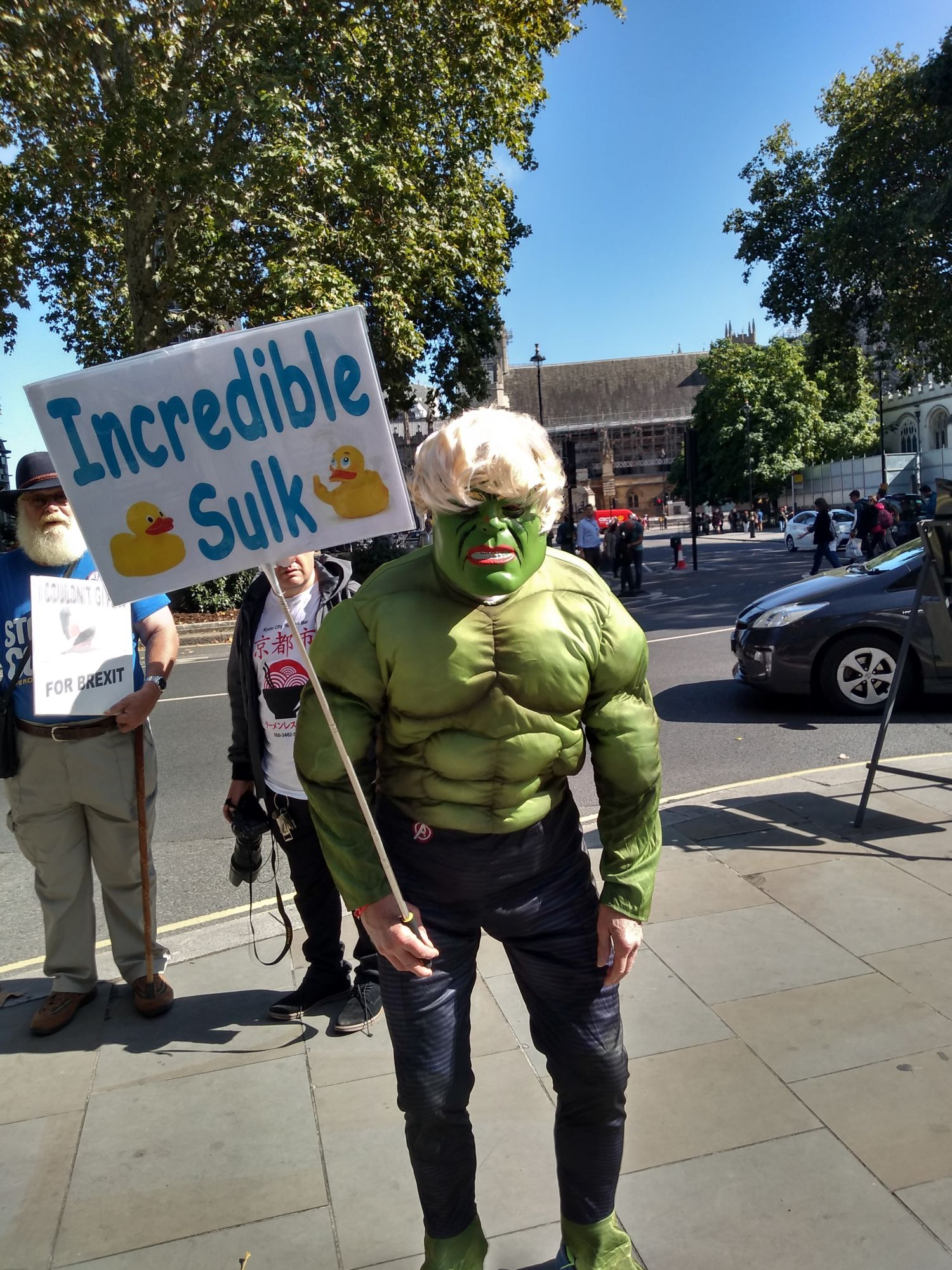 The Incredible Hulk Comes to the British Supreme Court
