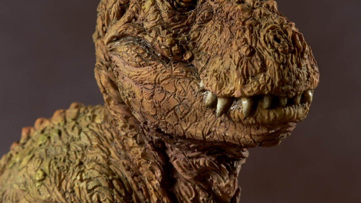 Gecco Brings Dinomation Back to Life with New Tyrannosaurus