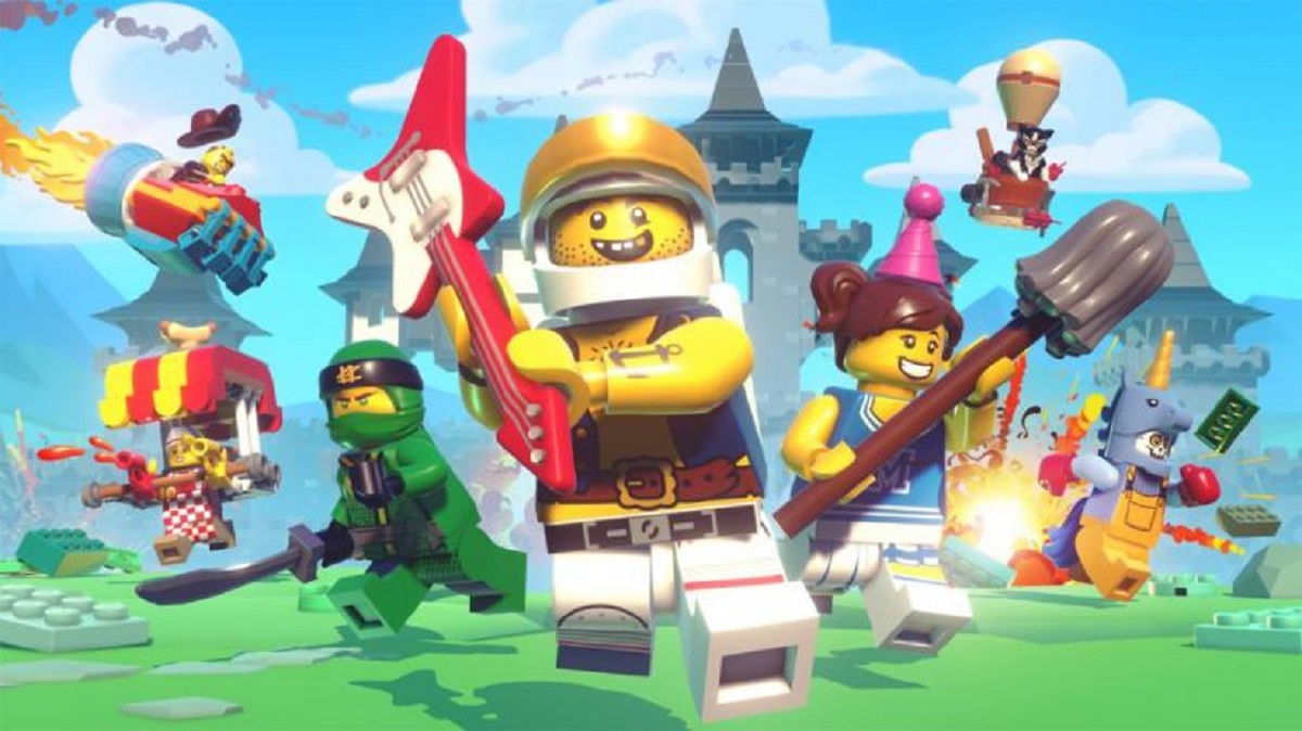 """LEGO Brawls"" Will Be Released On Apple Arcade This Month"