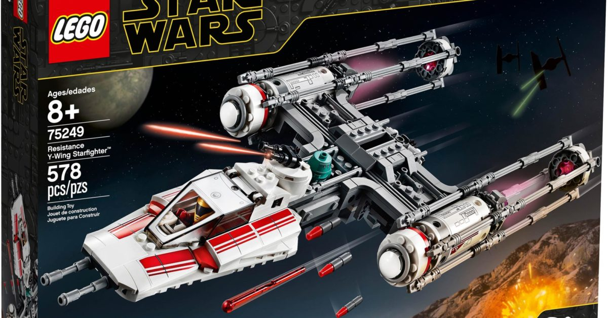 """LEGO """"Rise of Skywalker"""" Sets Coming on Triple Force Friday"""