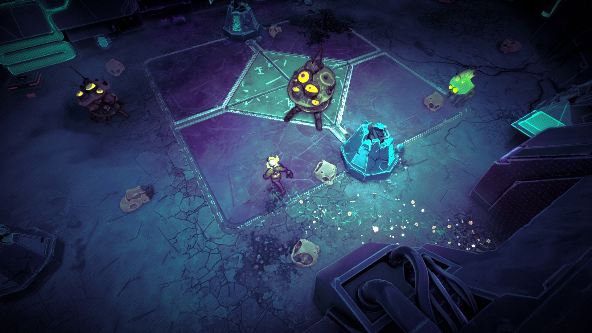 "Playing with Nuclear Radiation Mutations in Double Fine's ""RAD"""