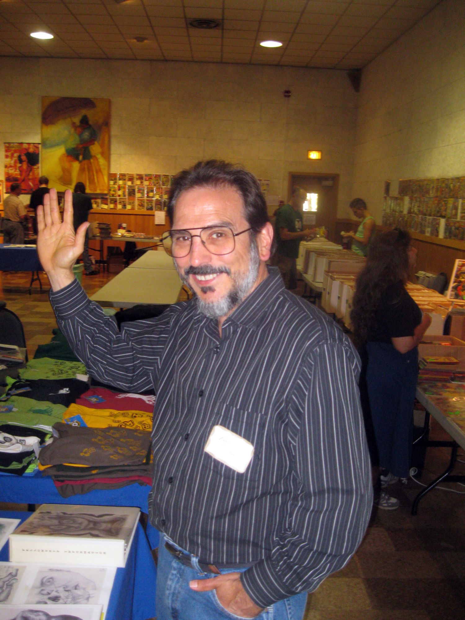 The Daily LITG – 17th September 2019, Happy Birthday Roger Stern