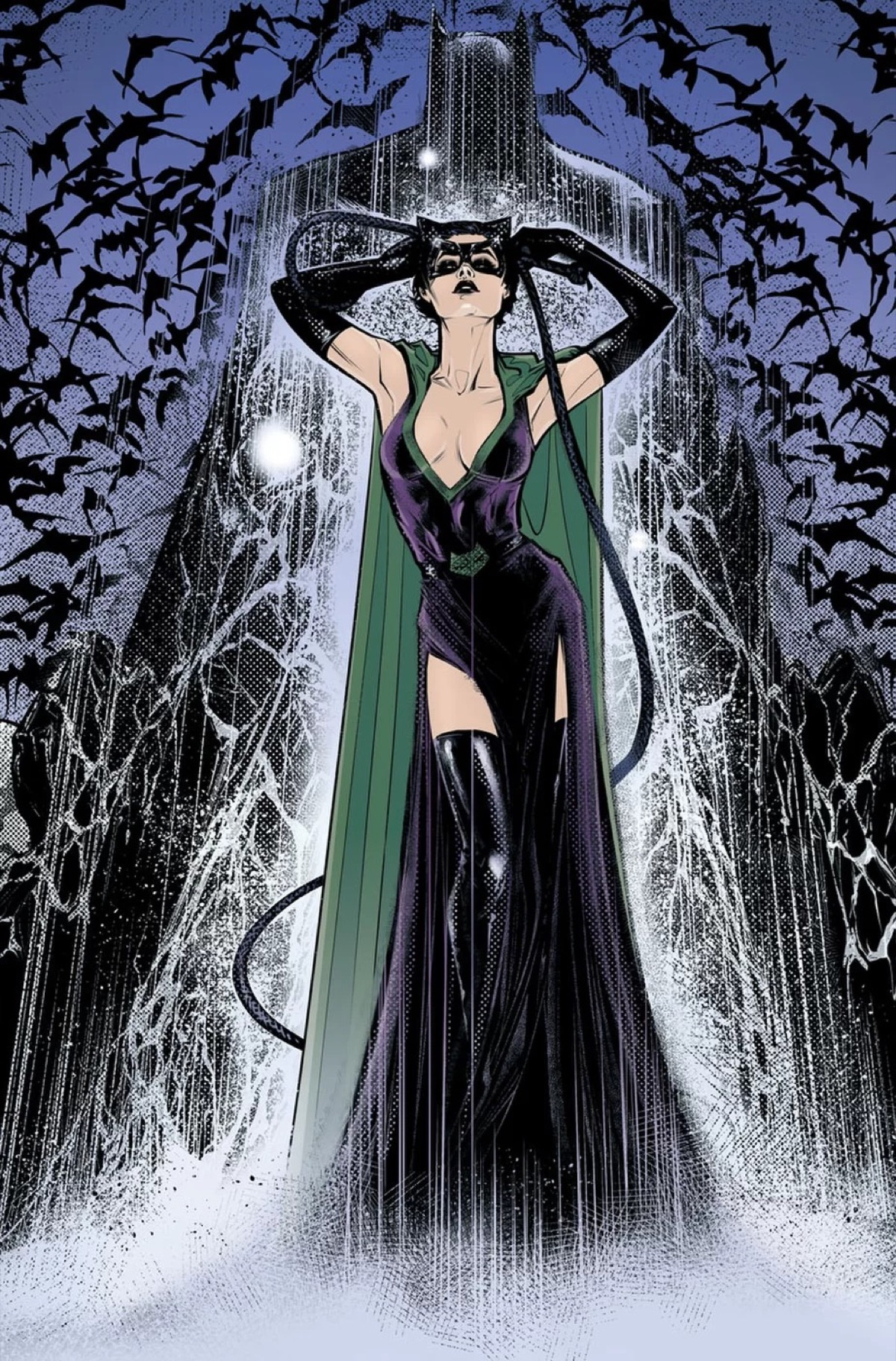Will Catwoman Betray Batman in December?