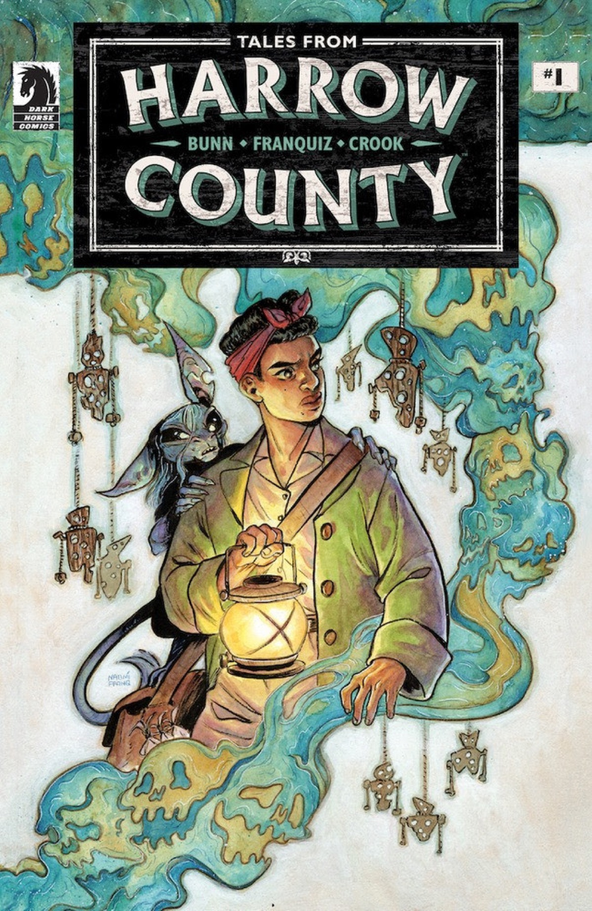 Cullen Bunn and Tyler Crook Return to Harrow County, Join the Death's Choir
