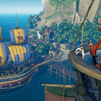 Sea Of Thieves Launches Year In Review Feature