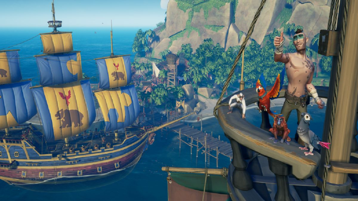 """Sea Of Thieves"" Announces The New ""Smuggler's Fortune"" Update"