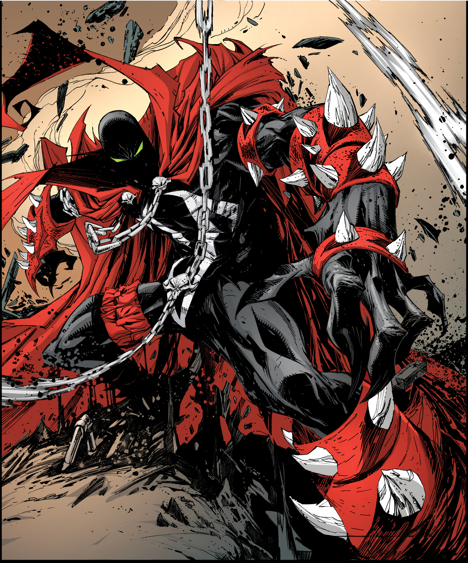 """Todd McFarlane Says """"Spawn"""" Movie Will Get Made With or Without a Studio"""