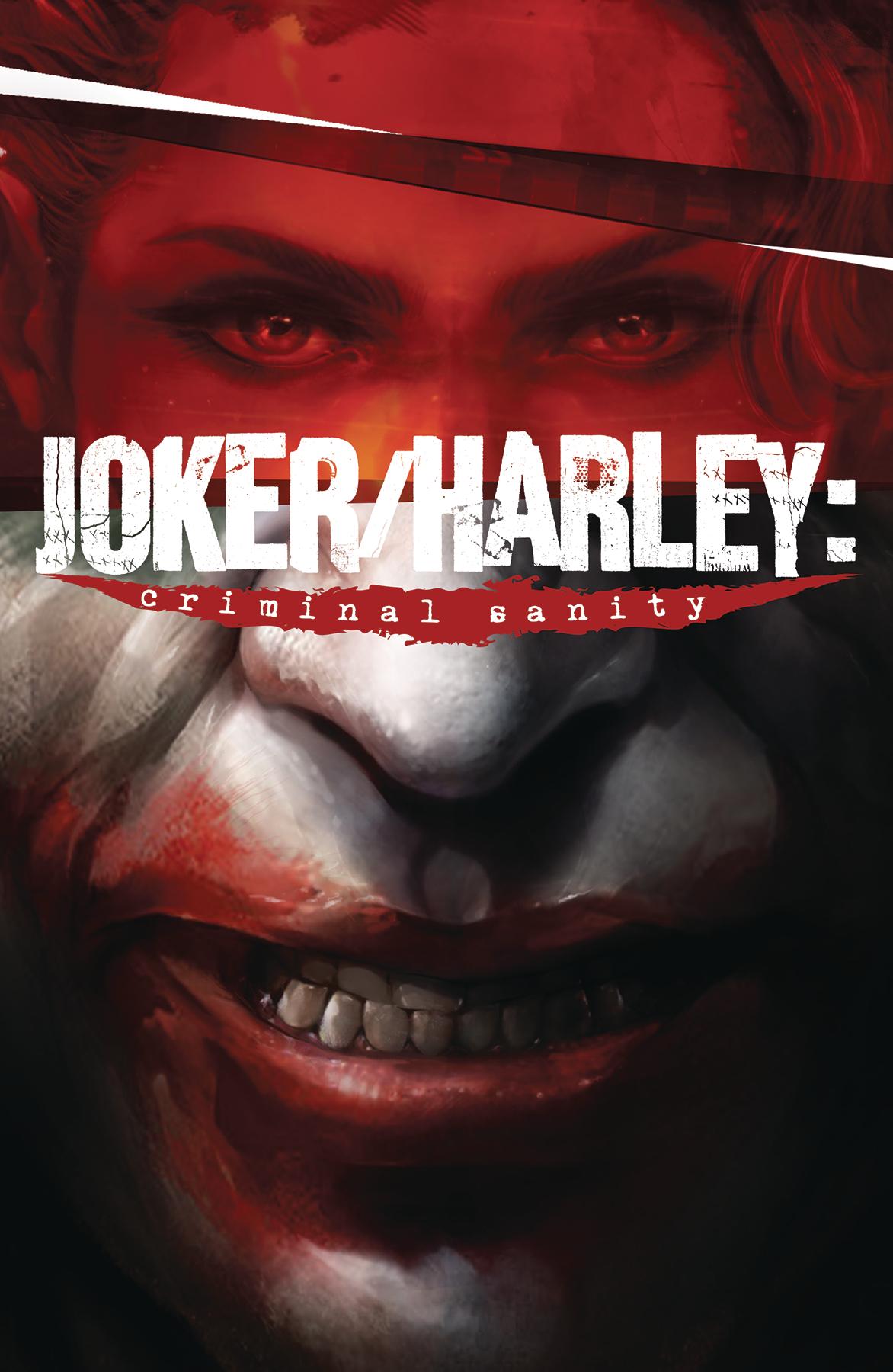 Joker/Harley Quinn: Criminal Sanity #2 Slips to December, Frank Cho's Poster Portfolio Arrived Two Months Early