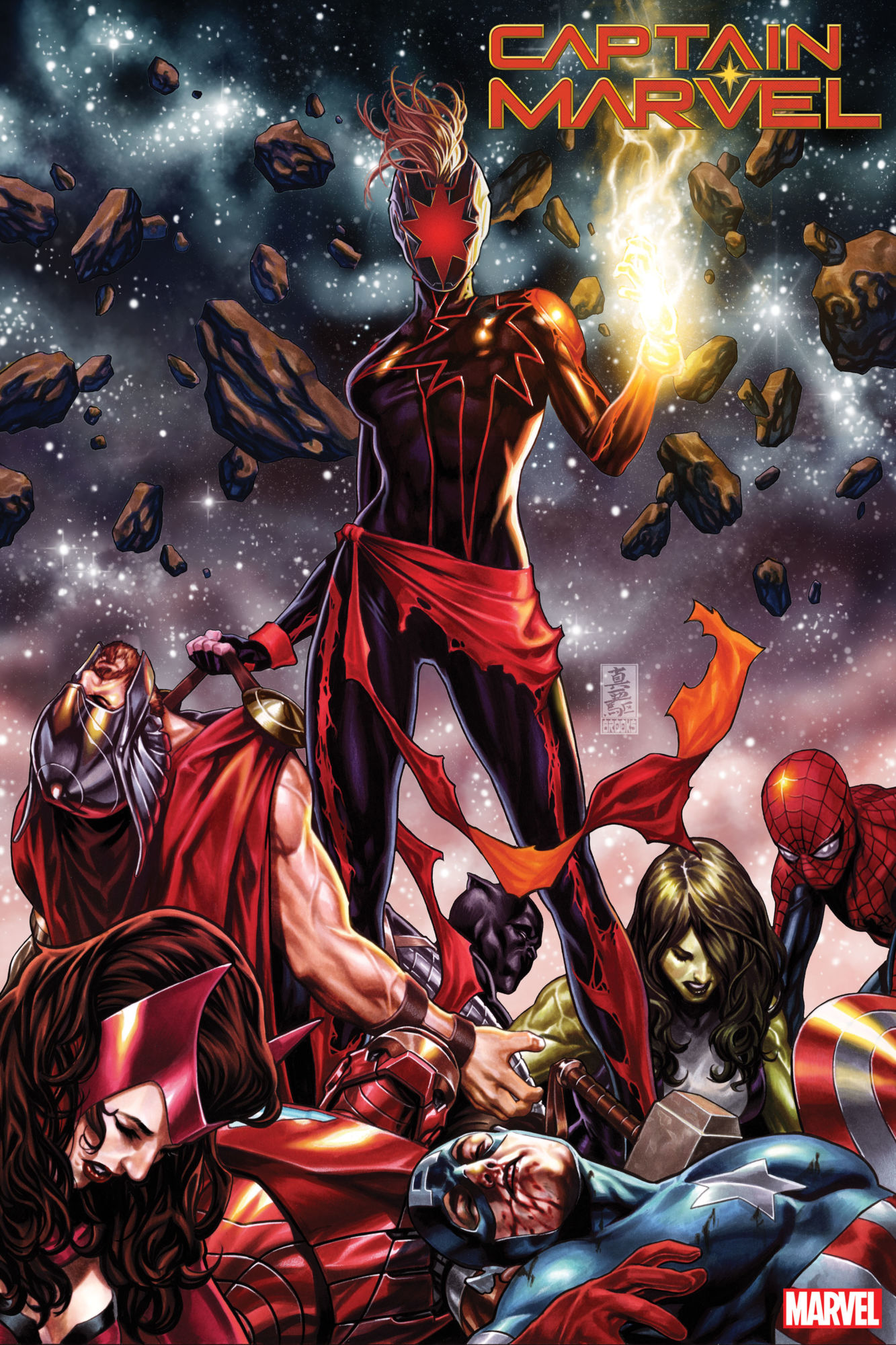 Which Avenger Will Captain Marvel Kill Before the End of The Year?