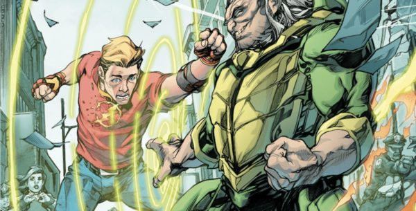 Comic Store in Your Future: Wanting Customers More Like The Flash, Less Like Then Turtles