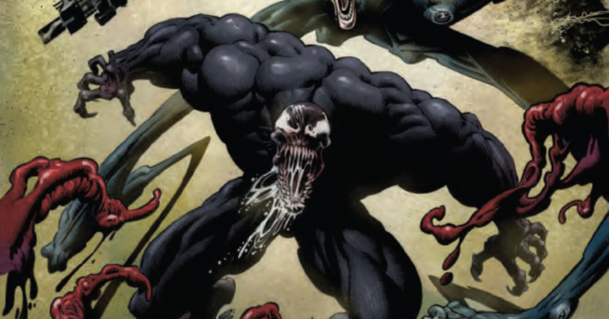 An Ominous Proposal in Venom #18 [Preview]