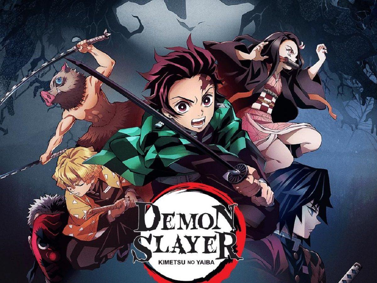 Download Demon Slayer Kimetsu No Yaiba Season 1 Dual Audio