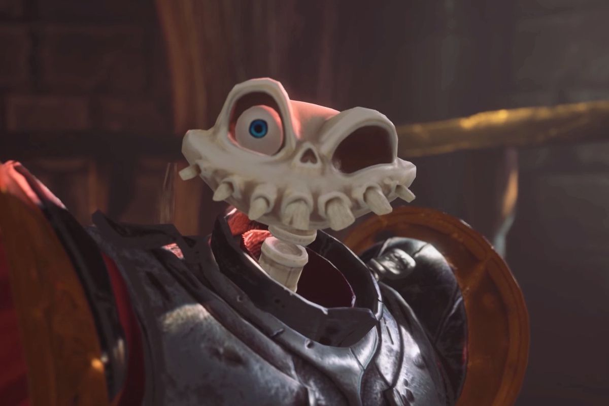 "Check Out ""MediEvil's"" Latest ""Bonehead's Guide to Gallowmere"""