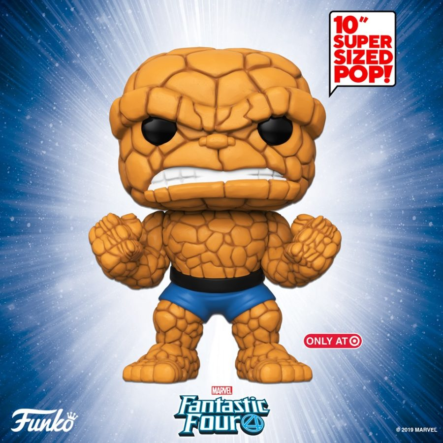 DOCTOR DOOM FANTASTIC FOUR FUNKO MYSTERY FIGURE GAMESTOP EXCLUSIVE MARVEL 2019