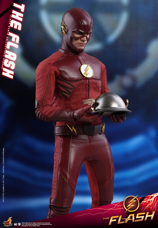 The Flash Breaks the Speedforce with New Hot Toys Figure