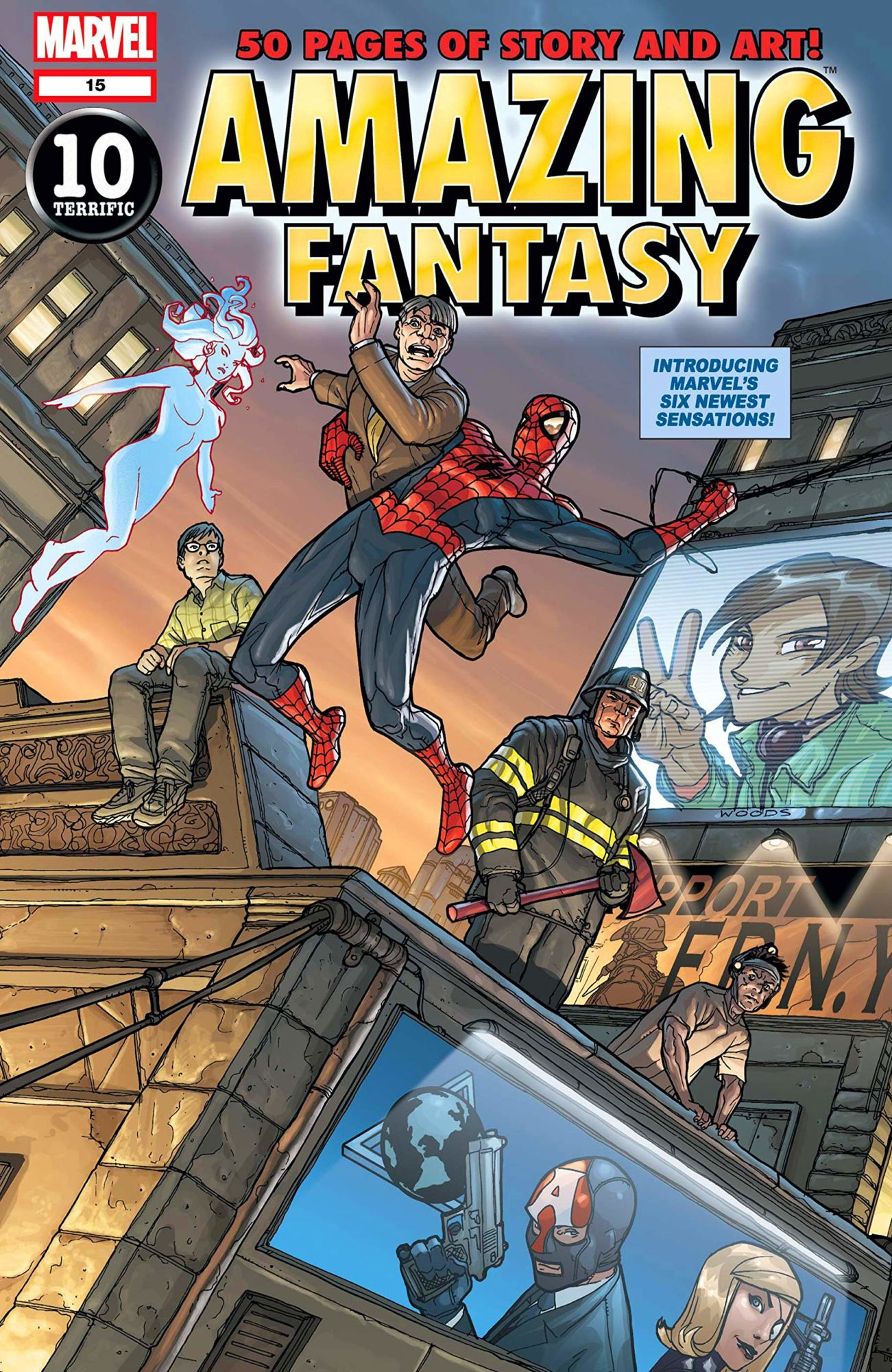 Marvel Comics to Publish Amazing Fantasy Omnibus – But Which Amazing Fantasy?