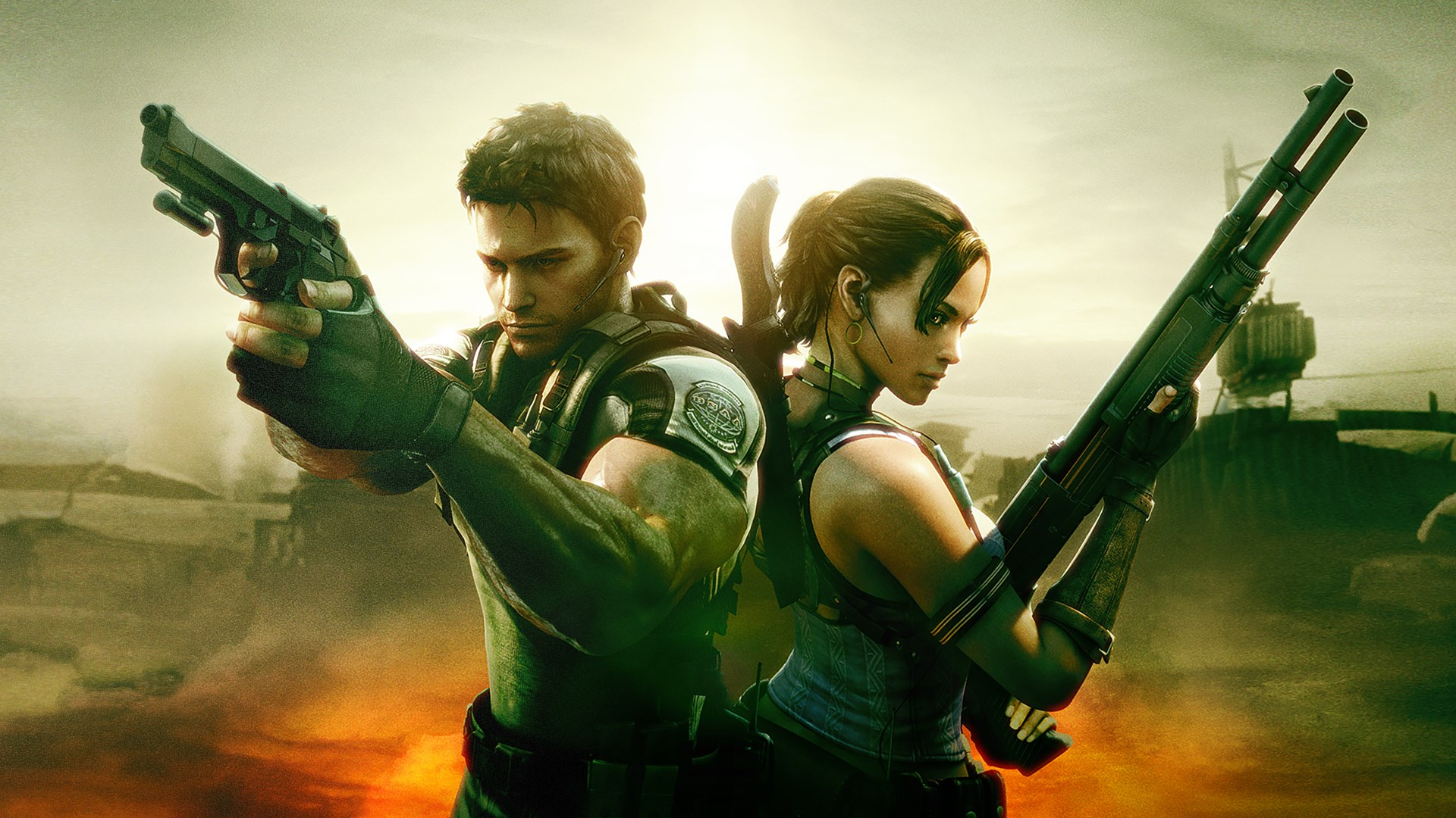 """Resident Evil 5"" and ""Resident Evil 6"" Demos Live On Nintendo Switch Now"