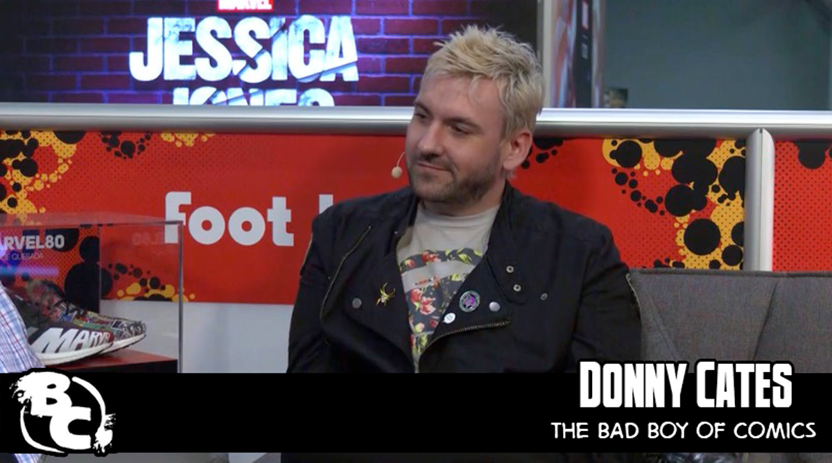Bad Boy of Comics Donny Cates Reveals Marvel Has Big Plans for Bats the Ghost Dog