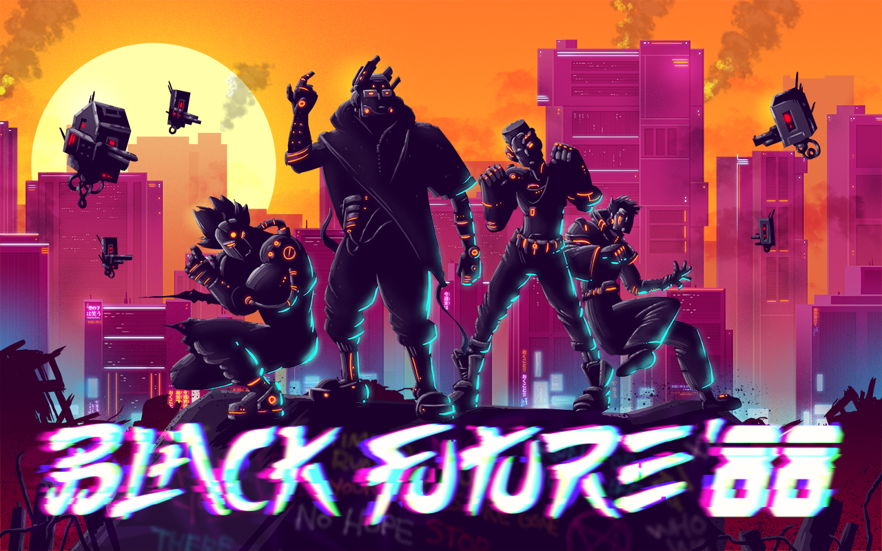 """Black Future '88"" Receives A November Release Date"