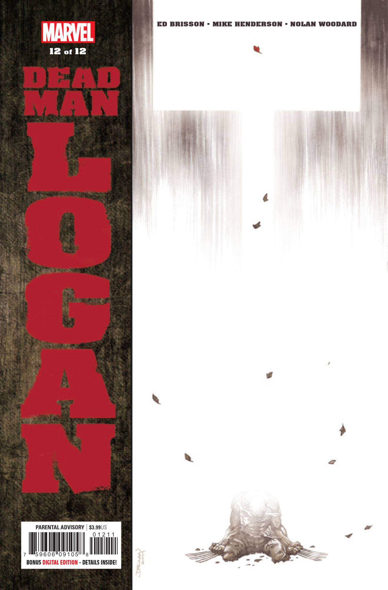 Dead Man Logan #12 [Preview]