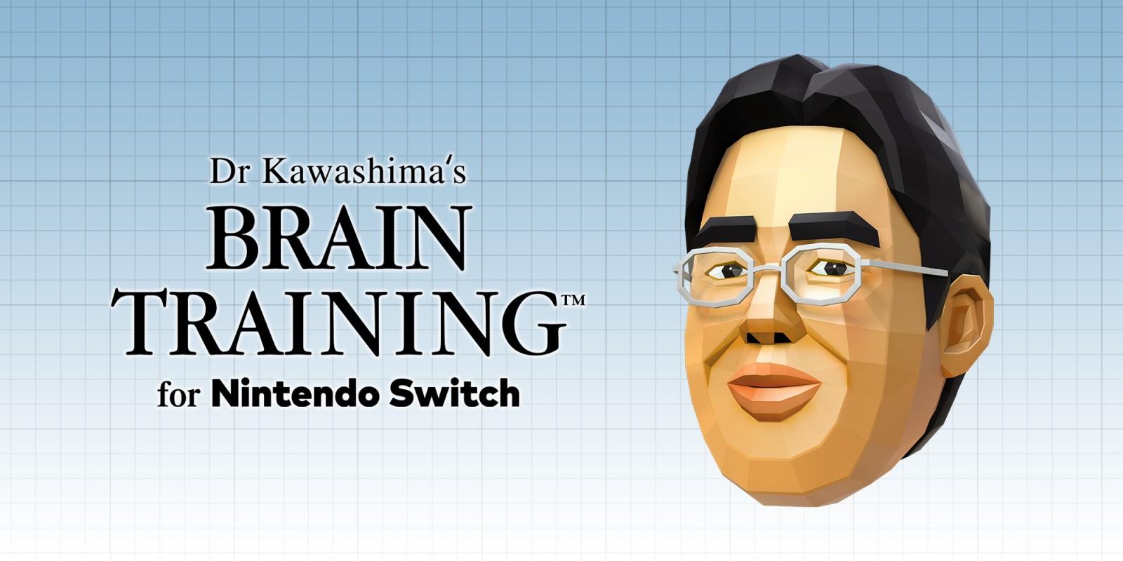 """Dr. Kawashima's Brain Training"" Gets A European Release Date"