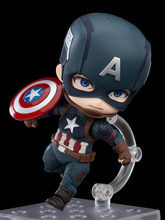 """Captain America Is Getting An """"Avengers: Endgame"""" Nendoroid"""