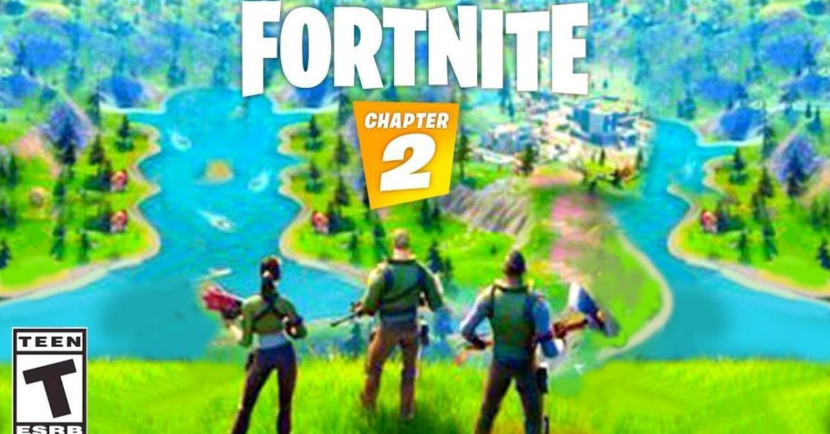 Apple Leaks Fortnite Plans For Chapter Two Of The Game