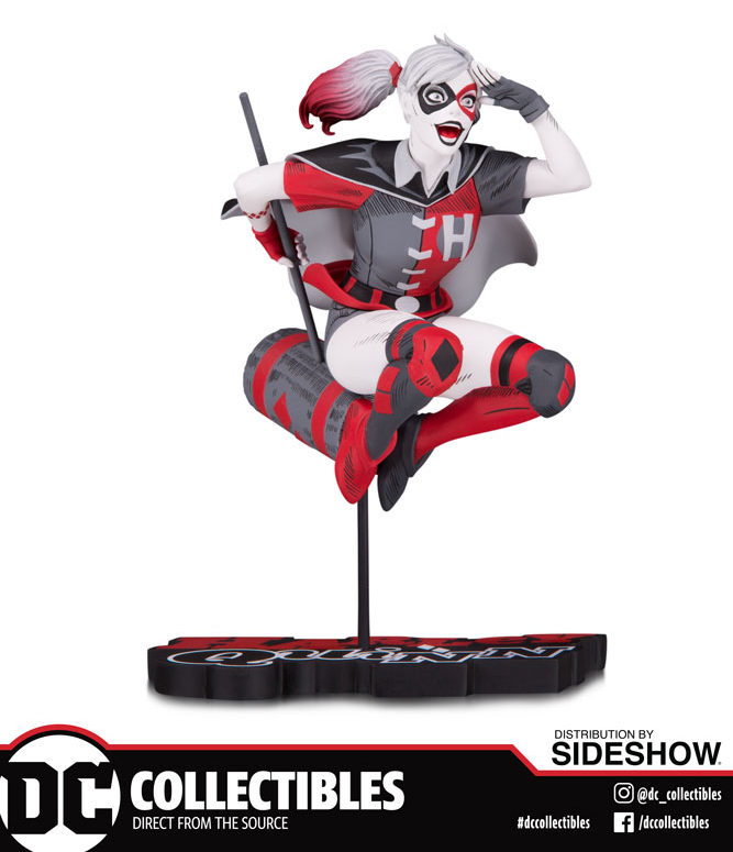 Harley Quinn is Batman's Sidekick in New DC Collectibles Statue